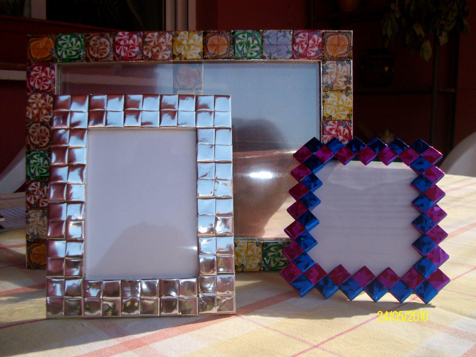 Recicla teclados gea multimedia - Como hacer un cuadro con fotos familiares ...
